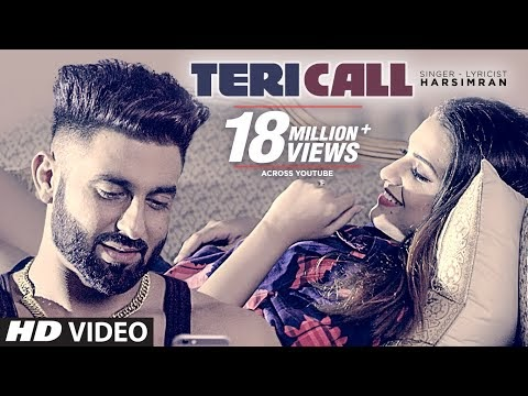 Teri Call - Punjabi Song Hindi Lyrics With Meaning