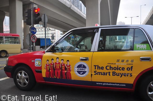 Hong Kong Island/Kowloon Taxi