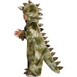 Princess Paradise T-Rex Infant Toddler Costume, Brown/Green