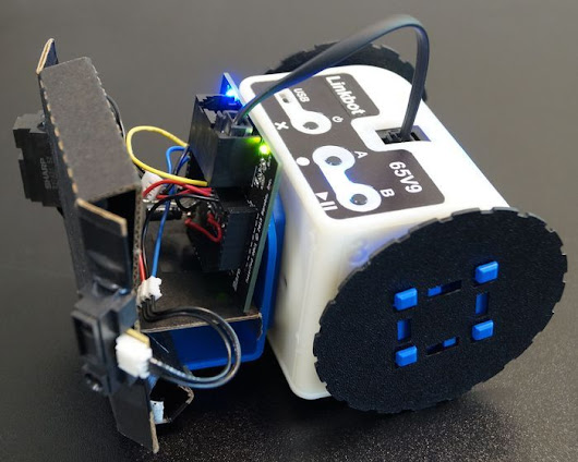 Linkbot Lets You Create Your Own Robots - TechBeat