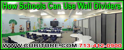 How Schools Can Use Wall Dividers To Maximize Space