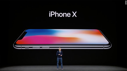 What the iPhone X costs around the world - Sep. 13, 2017