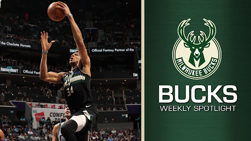 Avatar of First career 40-20 game for Bucks' Antetokounmpo is one for the books
