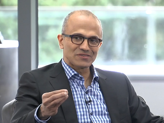 Satya Nadella Just Made The Single Best (And Most Obvious) Decision For Microsoft Windows