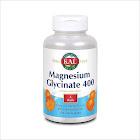Kal Magnesium Glycinate 400 Orange - 120 - Chewable