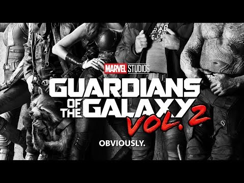 Guardians of the Galaxy Vol. 2 - Coming in MAY!