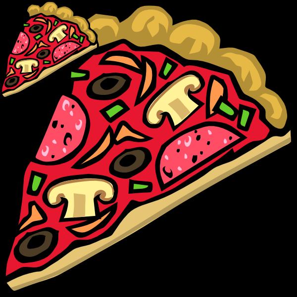 Pizza Clip Art at Clker.com - vector clip art online, royalty free & public domain
