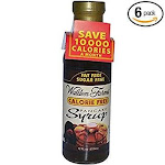 Walden Farms Calorie Free Pancake Syrup 12 Fluid Ounce - 6 Per Case.