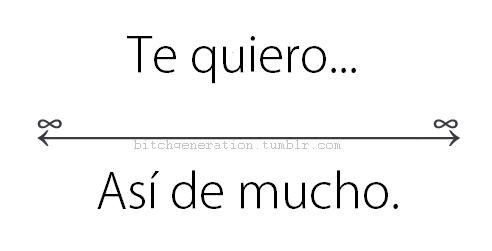 Te Quiero Mucho Mi Amor Tumblr Tweet