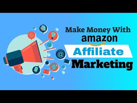 Make money with Amazon Affiliate In Pakistan | Amazon Affiliate Marketing