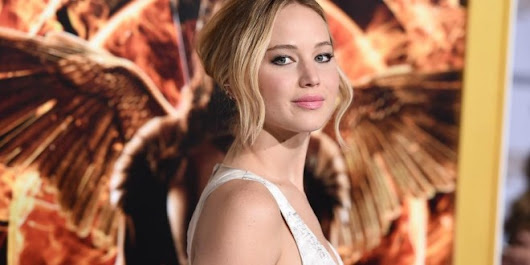 Jennifer Lawrence Named Top Grossing Actor of 2014