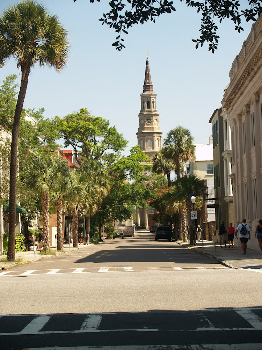 Churches of Charleston: A City of Some of the Oldest Churches in America