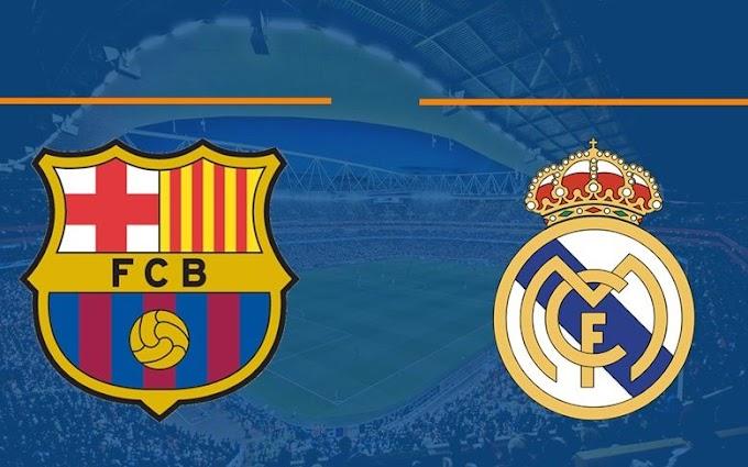 CANLI MAÇ İZLE Barcelona-Real Madrid EL CLASICO MAÇ LİNKİ