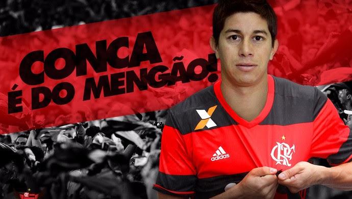 A vinda do Conca não é uma boa para o Flamengo... [continua]