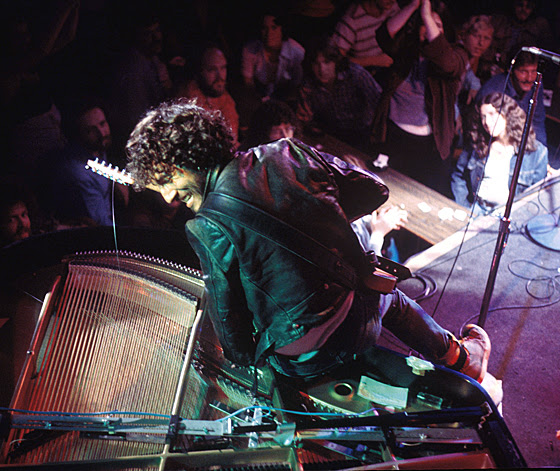 bruce springsteen born to run tour. on the quot;Born to Runquot; tour