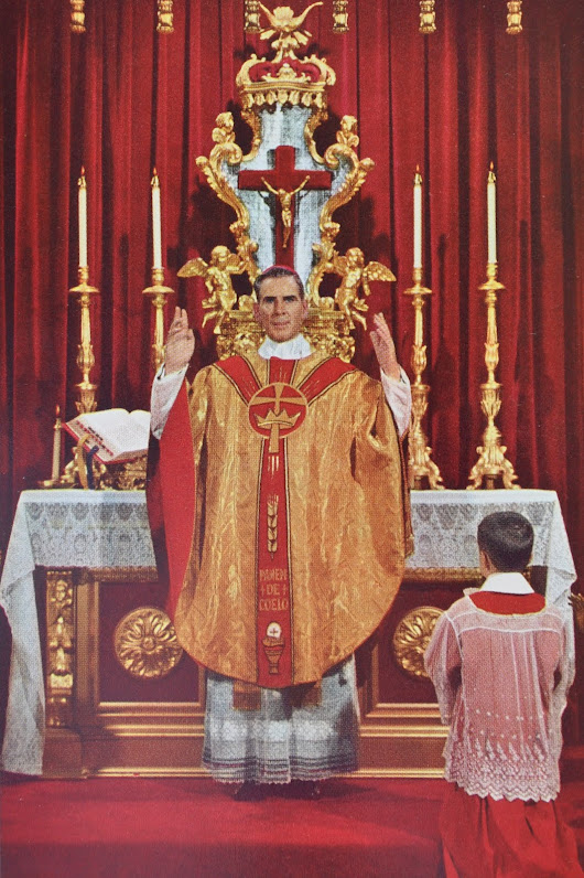 Venerable Fulton Sheen: a prophecy for our times?