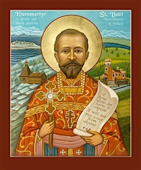 Αποτέλεσμα εικόνας για holy orthodox martyrs of poland