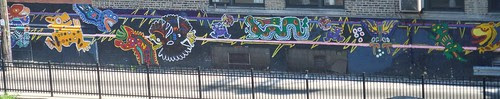 long mural