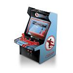 DreamGear DG-DGUNL-3204 6 in. Retro Karate Champ Micro Arcade