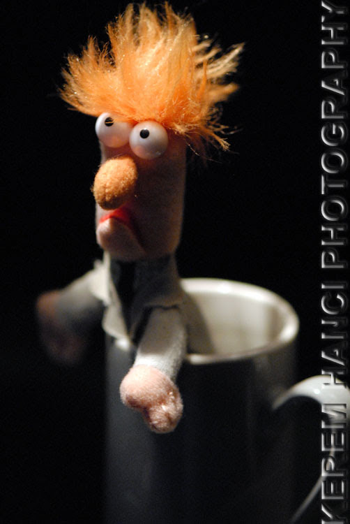 Beaker from Muppet Show