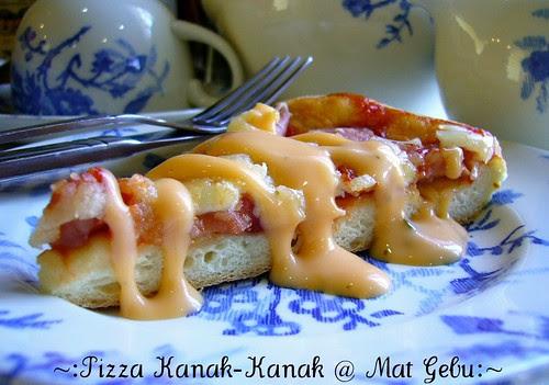 Pizza Kanak-Kanak