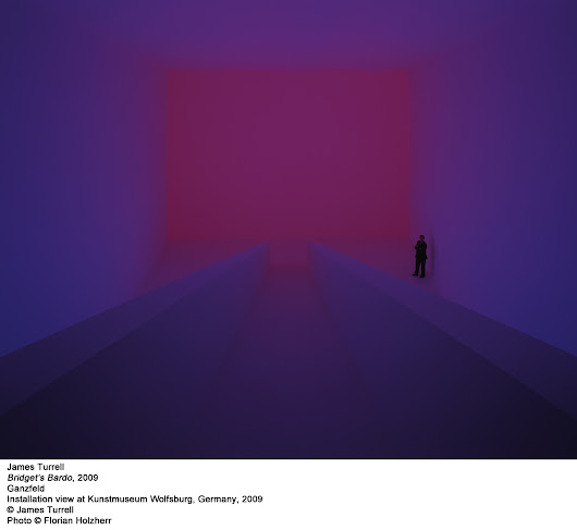 Exhibition: 'James Turrell: A Retrospective' at The Los Angeles County Museum of Art (LACMA)