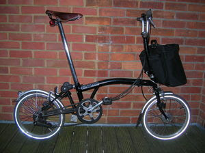 La bicicleta Brompton
