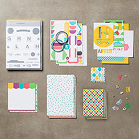 Bundle Project Life So ist das Leben! (German) by Stampin' Up!