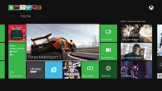 Hands-on with the Xbox One: Kinect, interface, and OS impressions