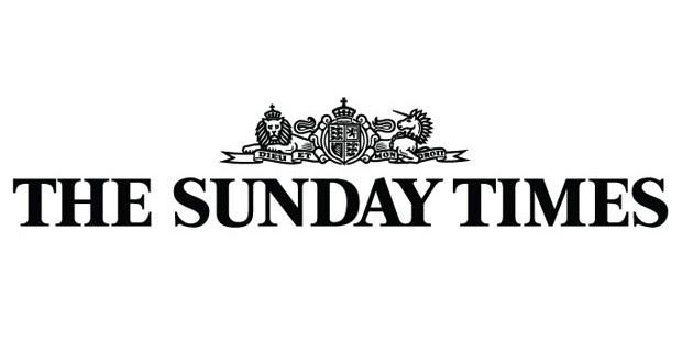 Αποτέλεσμα εικόνας για SUNDAY TIMES