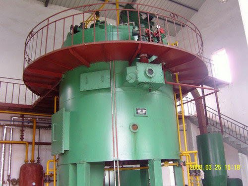 Rice bran oil mixture was evaporated,Rice Bran Oil Extraction Technology