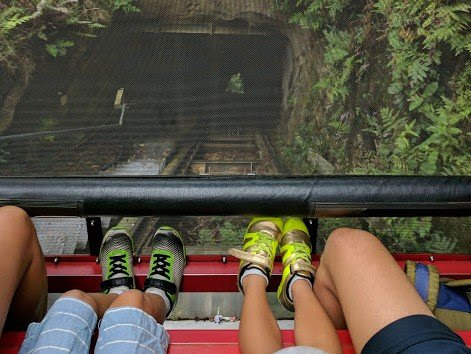 Scenic World: The world's steepest railway – Bright Lights of America