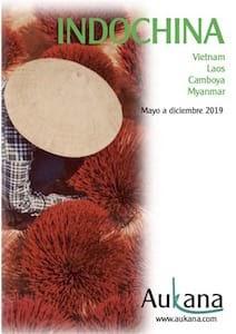 Circuitos organizados Vietnam y Camboya 2019 Aukana