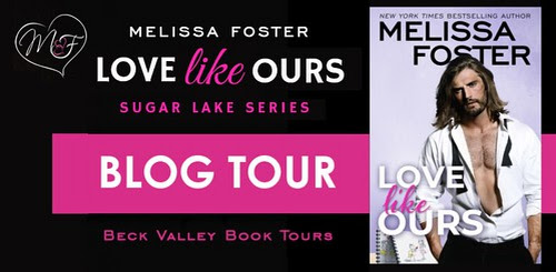 Book: Love is Ours Review & Giveaway
