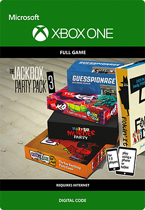 Buy The Jackbox Party Pack 3 on Xbox One | GAME