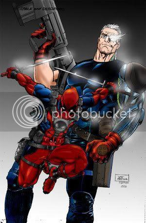 Cable e Deadpool
