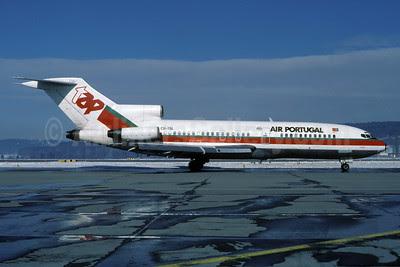 TAP-Air Portugal Boeing 727-82 CS-TBL (msn 19405) ZRH (Rolf Wallner). Image: 913372.