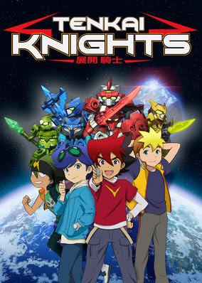 Tenkai Knights - Season 1