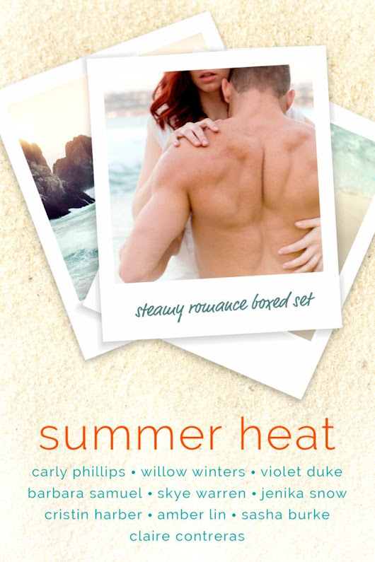 Summer Heat Box Set - Free for a Limited Time - Ten Romance Novels