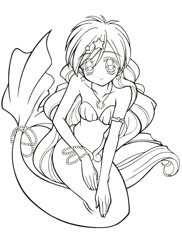 Index Of Coloriagesfilmsariel La Petite Sirene Mermaid
