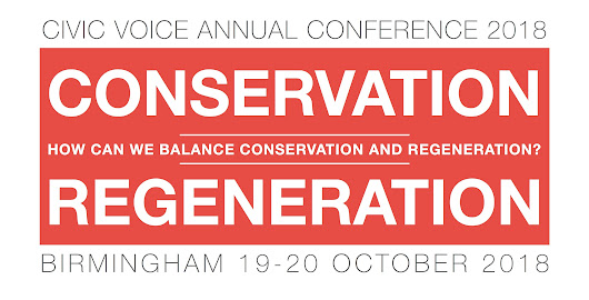 Conservation Area | Birmingham | Civic Voice Conference