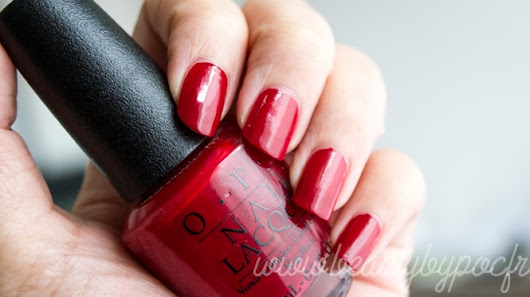 OPI : Amore at the Grand Canal – Venice Collection / Un beau classique – Beauty by poc