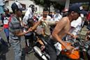 'They shot at us,' say injured Venezuela protesters