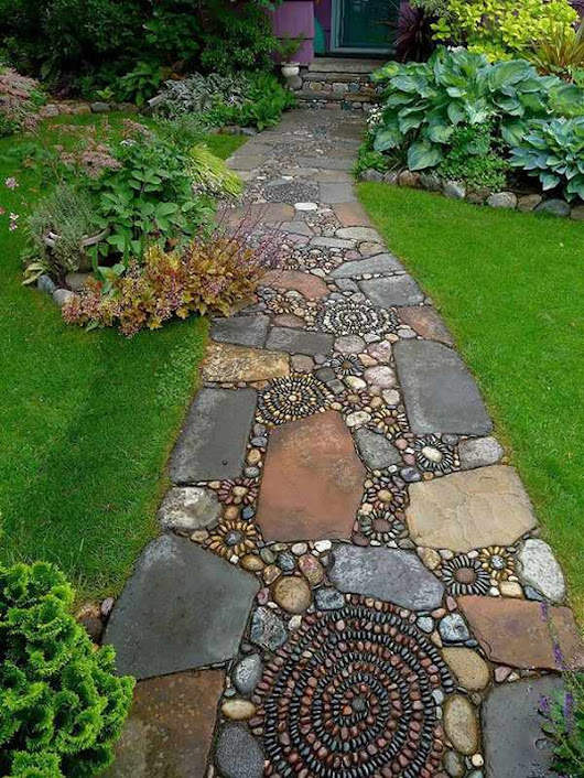Fun Garden Paths