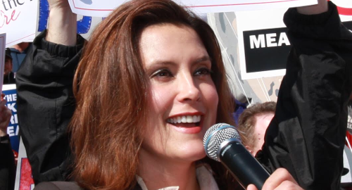Gretchen Whitmer On LGBTQ Issues
