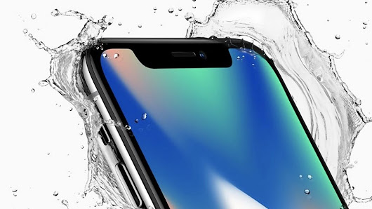 Apple reveals 'leap forward' iPhone X