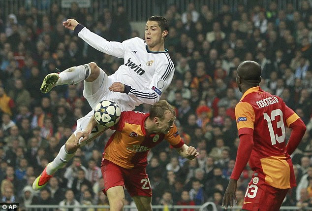 Superstar: Real Madrid's Portuguese forward Cristiano Ronaldo is one of the players available listed for Europe
