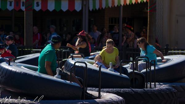 Disneyland Resort, Disney California Adventure, Cars, Land, Luigi's, Flying, Tires, Final, Weekend