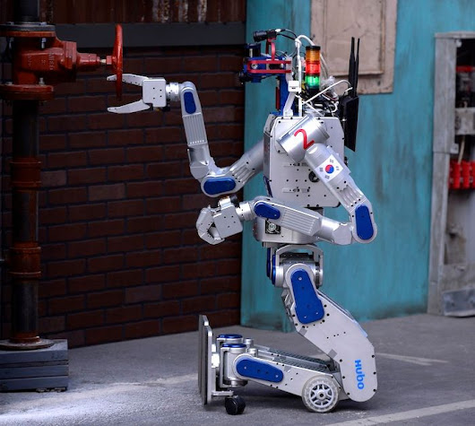 How South Korea's DRC-HUBO Robot Won the DARPA Robotics Challenge