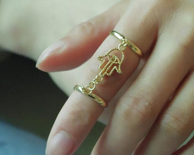 Resultado de imagen para anillos para el anular